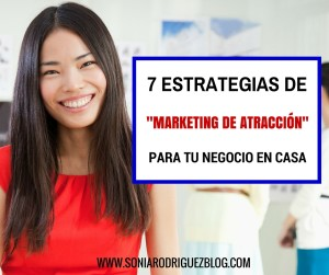 marketing de atracción en multinivel