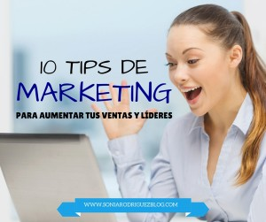 10 TIPS DE MARKETING